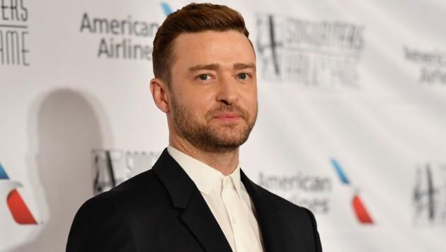 Justin Timberlake (Bild: AFP or licensors)