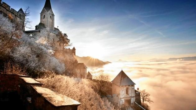 (Bild: Burg Hochosterwitz)