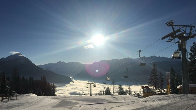 Nun scheint die Sonne auch wieder im Herzen der Imster Touristiker. Der Sessellift in Hoch-Imst wird durch eine moderne Gondelbahn ersetzt. (Bild: Imster Bergbahnen)