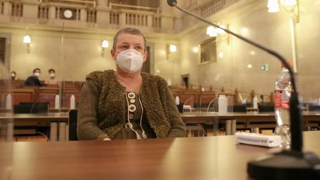 Renate E. wurde wegen Mordes verurteilt. (Bild: Bartel Gerhard)