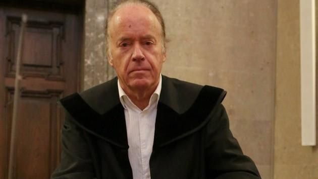 Verteidiger Gunther Gahleithner (Bild: Bartel Gerhard)