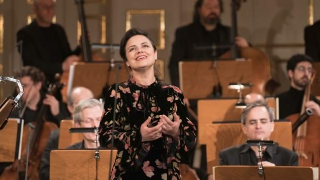 Hochtalentierte Newcomerin auf den Opernbühnen: Die Sopranistin Katharina Konradi zählt für Mozartwochen-Intendant Rolando Villazón zu den Stars von morgen (Bild: Wolfgang Lienbacher)