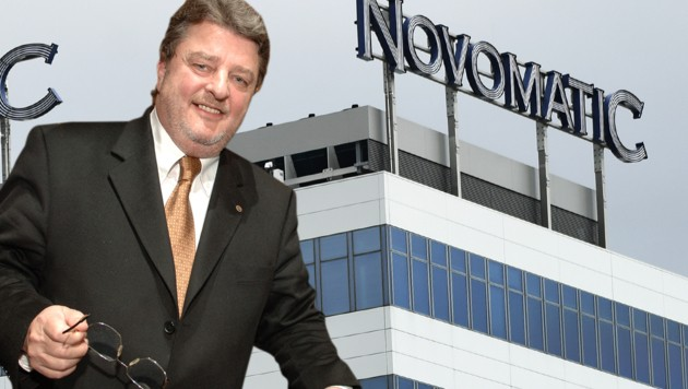 Novomatic-Gründer Johann Graf wurde von der WKStA einvernommen. (Bild: APA/picturedesk.com//Verlagsgruppe News/Ricardo Herrgott, APA/Robert Jäger, Krone KREATIV)