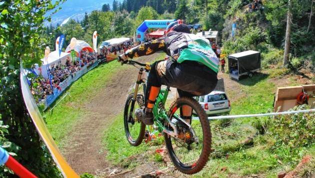 Markus Pekoll war einst selbst als Mountainbike-Profi aktiv. Nun wird der der neue steirische Mountainbike-Koordinator (Bild: Christof Birbaumer)