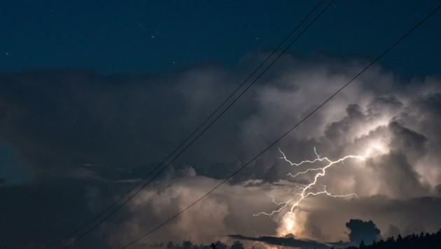 Extreme Wetterkapriolen werden seit Jahren immer häufiger (Bild: Arbeiter Dieter)