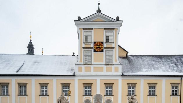 Verschwundene Kunstschätze im Stift Kremsmünster beschäftigen derzeit Polizei und Staatsanwaltschaft. (Bild: FOTOKERSCHI.AT / KERSCHBAUMMAYR)