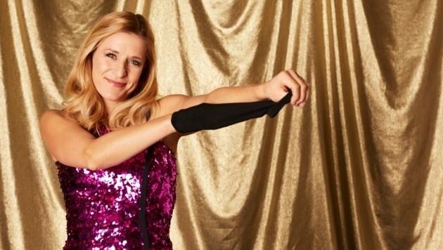 Stefanie Hertel (Bild: TVNOW)