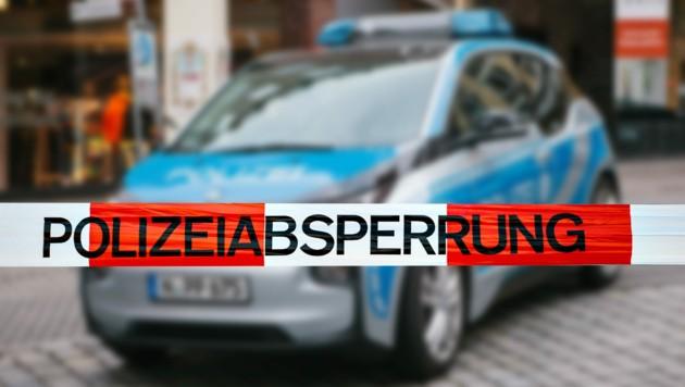 Polizei in Berlin (Archivbild) (Bild: stock.adobe.com)