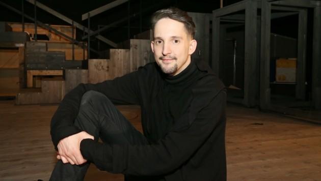 Der Grazer Regisseur und Puppenmagier Nikolaus Habjan (Bild: Jürgen Radspieler)