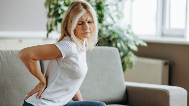 Früh abklären lassen, was hinter den Beschwerden steckt! (Bild: Kateryna/stock.adobe.com)