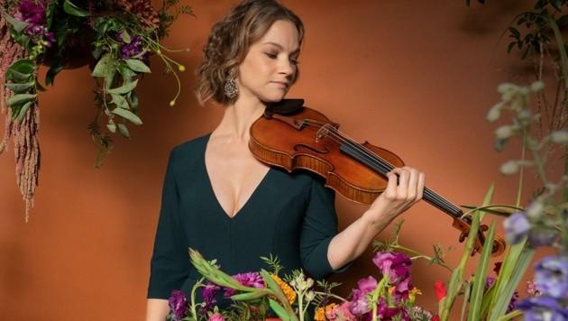 Hilary Hahn spielt Mozart (Bild: Universal Music/OJ Slaughter)