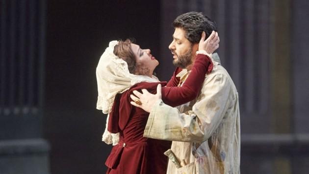 Anna Netrebko und Yusif Eyvazov halten Salzburg auch ohne Oper die Treue (Bild: (c) Wiener Staatsoper / Michael Pöhn)