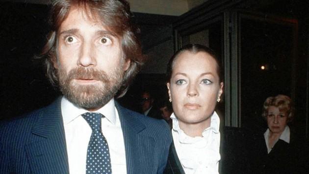 Waren von 1975 bis 1981 verheiratet: Schneider und Biasini (Bild: People Picture)