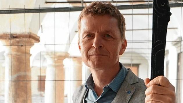 Johannes Rauchenberger, Leiter des Grazer KULTUM (Bild: Johannes Rauchenberger)