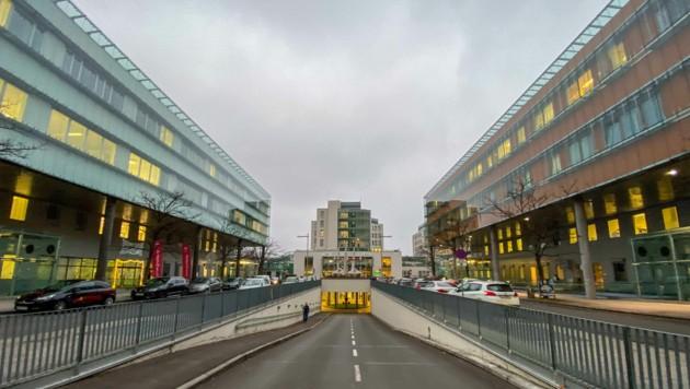 Kepler Uniklinikum in Linz (Bild: Markus Wenzel)