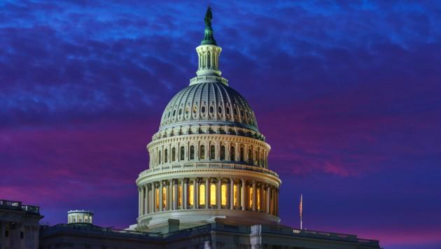 Im US-Senat haben jetzt die Demokraten die - hauchdünne - Mehrheit. (Bild: ASSOCIATED PRESS)