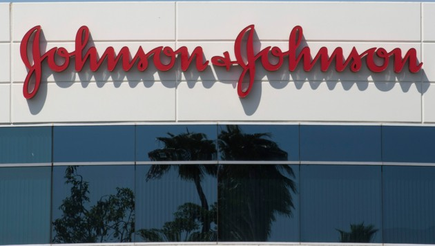 Die Zentrale des Pharmakonzerns Johnson & Johnson im US-Bundesstaat Kalifornien. (Bild: AFP )