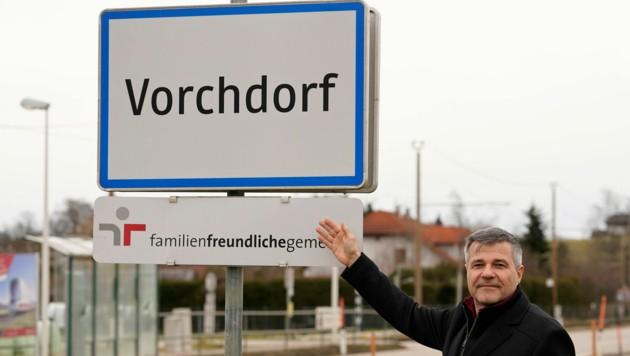 Albert Sprung trat aus der ÖVP aus, gründete die Bürgerliste. (Bild: gewefoto - Gerhard Wenzel)