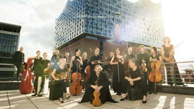 Das Ensemble Resonanz ist Residenzorchester der Hamburger Elbphilharmonie (Bild: Aspekte/Tobias Schult)