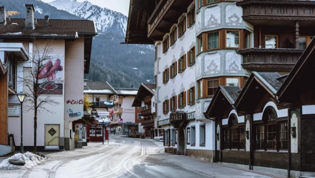Mayrhofen im Zillertal (Bild: APA/EXPA/JFK)