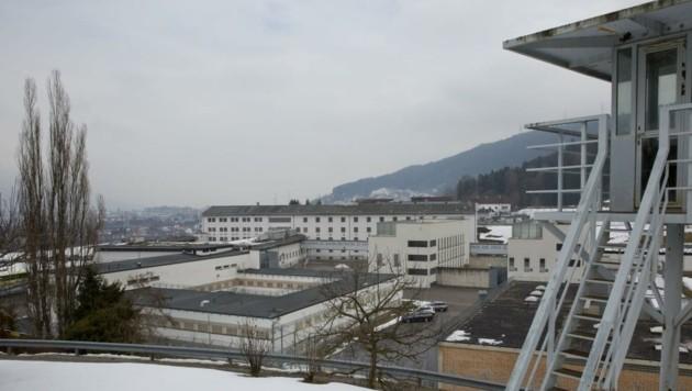 Am 25. Jänner fand hinter Gittern ein freiwilliger Massentest statt. (Bild: Christian Forcher)