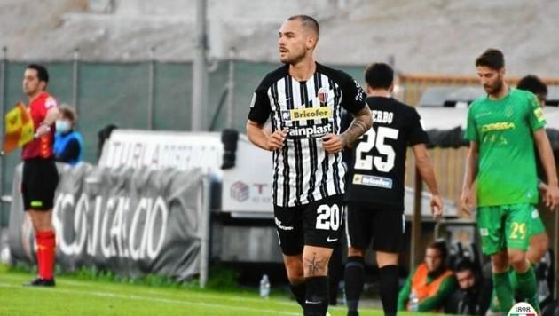Lukas Spendlhofer sagte Italien vorerst tschüss. (Bild: Ascoli Calcio)