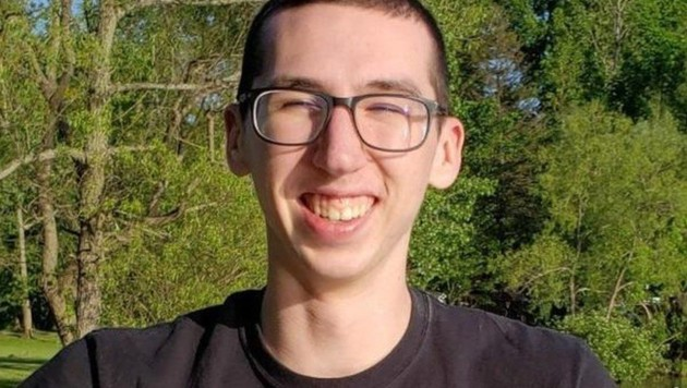 Weil er glaubte, er sei ruiniert, nahm sich der 20-jährige Dan Kearns das Leben. (Bild: Familie Kearns)