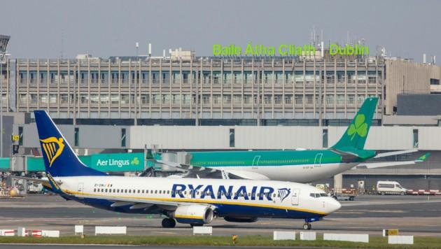 Wer nach Irland reist, muss für 14 Tage in Quarantäne. (Bild: APA/AFP/Paul Faith)