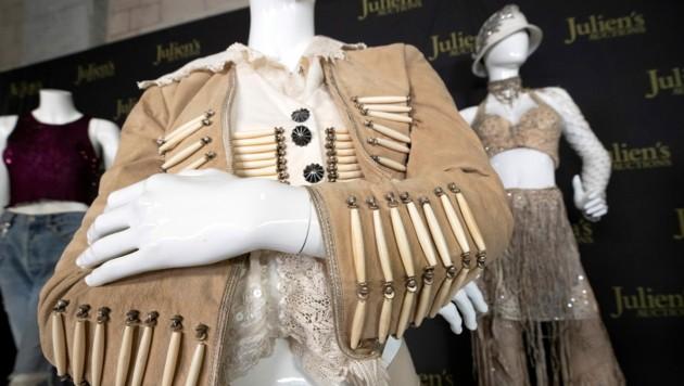 Janet Jackson lässt im Mai ihr Hochzeitskleid und zahlreiche Bühnenkostüme versteigern. (Bild: MARIO ANZUONI / REUTERS / picturedesk.com)