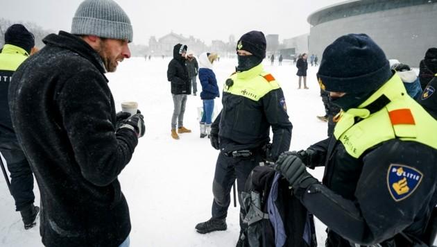 Die Niederlande wollen in der Corona-Krise einen neuen Weg gehen und Corona-sichere Veranstaltungen ausprobieren. (Bild: AFP)