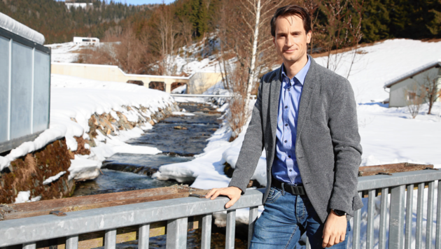 In Deutsch-Griffen wird in den Hochwasserschutz investiert. (Bild: Evelyn HronekKamerawerk)