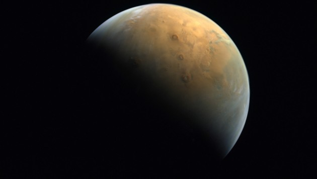 (Bild: Mohammed bin Rashid Space Center/UAE Space Agency)