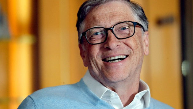 Bill Gates (Bild: AP)