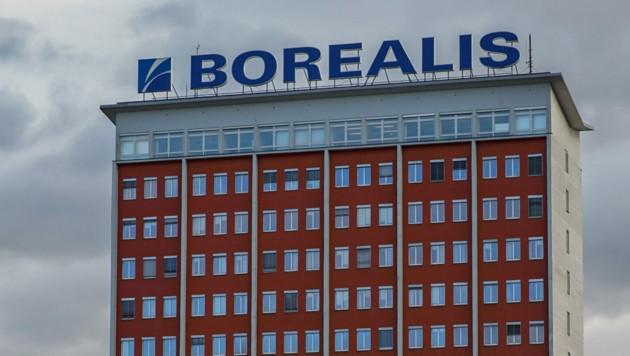 Borealis will sich vom Stickstoff-Bereich trennen. (Bild: Markus Wenzel)