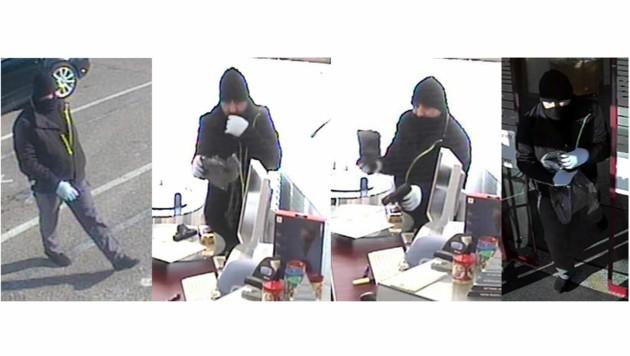 Wer kennt ihn - er ist der Bankräuber von Linz (Bild: Polizei)