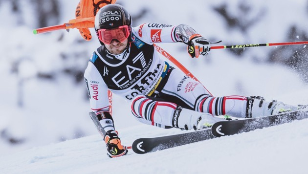 Mathieu Faivre (Bild: APA/EXPA/JOHANN GRODER)