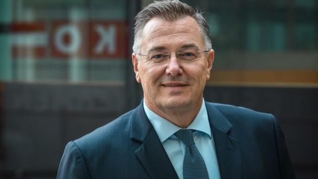 Mario Zoidl ist Sprecher der Immobilientreuhänder der Wirtschaftskammer Oberösterreich. (Bild: Wenzel Markus)