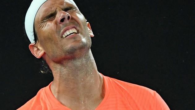 Rafael Nadal (Bild: APA/AFP/William WEST)