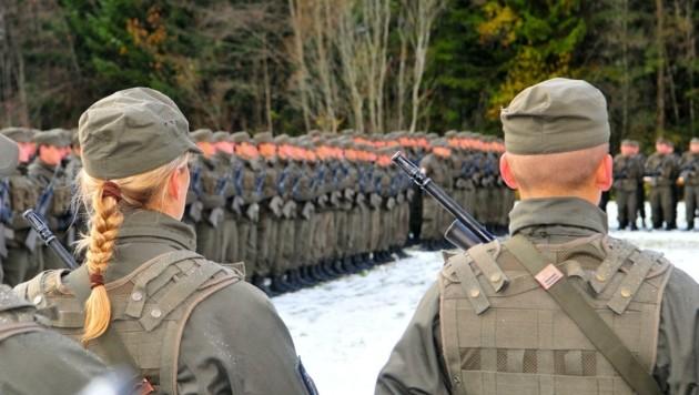 Insgesamt 29 Corona-Fälle wurden aus der Horner Radetzky gemeldet. 59 weitere Soldaten mussten zudem als unmittelbare Kontaktpersonen in Quarantäne. (Bild: Honorar)