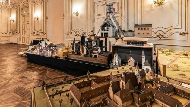 Gut 40 Modelle werden im Rahmen der Steiermark Schau im Grazer Museum für Geschichte zu sehen sein (Bild: ©NikolaMilatovic)