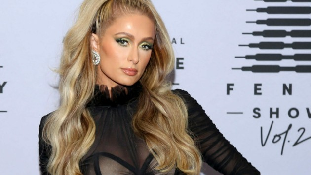 Paris Hilton (Bild: AFP)