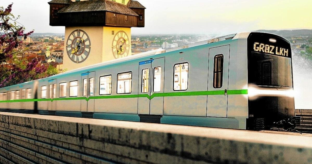 Grazer U-Bahn-Projekt nimmt jetzt Fahrt auf