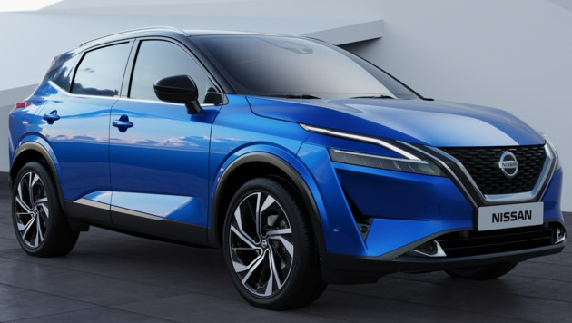 (Bild: Nissan)