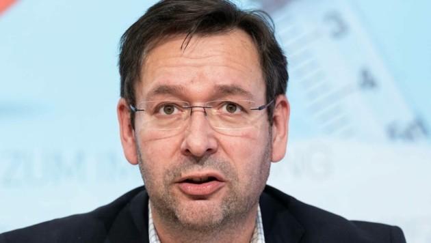 Hermann Brückl, eigentlich Bildungssprecher der FPÖ im Nationalrat, sitzt seit 2015 dort als Nachfolger des rasch wieder Ex-Landesrates Elmar Podgorschek. (Bild: SEPA.Media KG | Martin Juen | www.sepa.media)