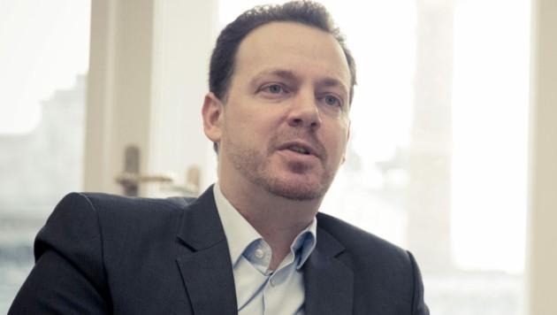 Gerhard Kaniak, FPÖ-Bezirkschef in Vöcklabruck. (Bild: FPÖ/Rene Wallentin)