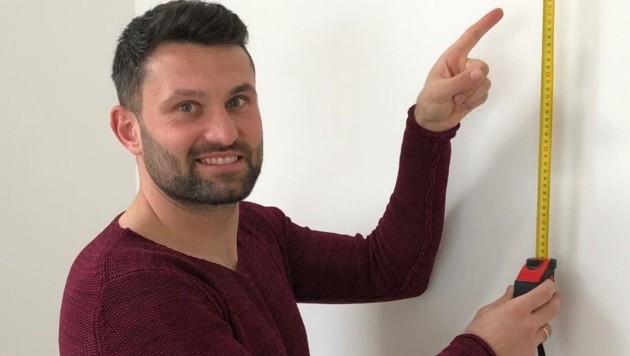 Diesmal will Torjäger Tadic zentimetergenau treffen (Bild: Tadic)