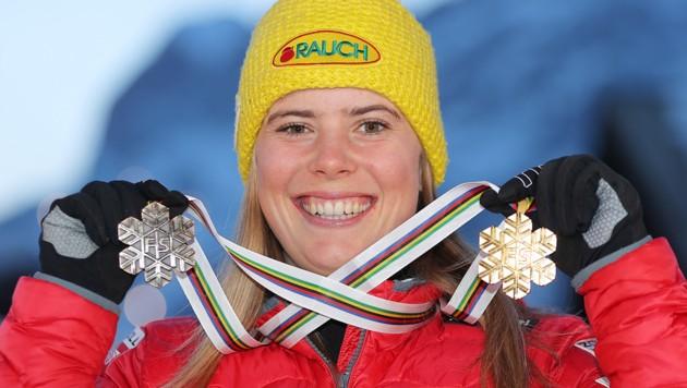 Katharina Liensberger (Bild: GEPA )