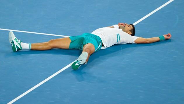 Novak Djokovic (Bild: APA/AFP/Brandon MALONE)