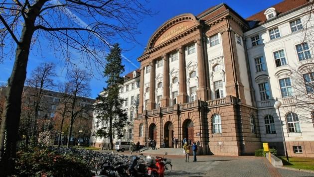 Die Universität Innsbruck (Bild: Christof Birbaumer)