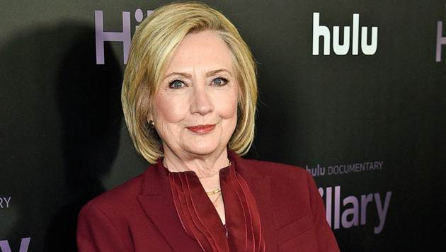 Hillary Clinton wird im Herbst ihren ersten Roman veröffentlichen. (Bild: AP)